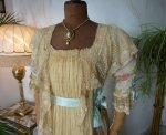 1 antique belle epoque negligee