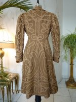 13 antique battenburg lace coat 1906