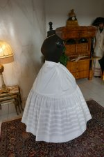 7 antique petticoat 1862