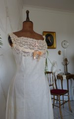3 antique princess petticoat 1908