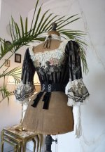 107 edwardianisches-Abendkleid