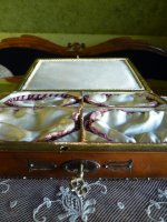 18 antique presentation casket 1880