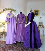6 antique gown