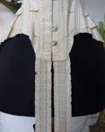 10 antique wedding corset 1885