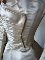 6 antique ROUFF Wedding Dress 1896