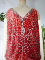 6 antique flapper dress Worth 1920