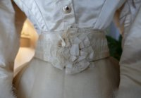 7 antique wedding dress 1876