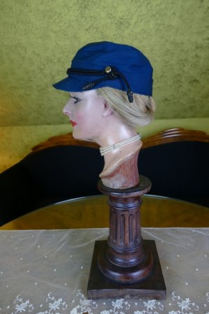 antique sport cap 1890