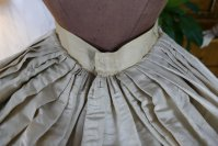 45 antique ball gown 1859