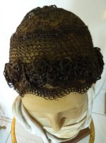 4 antique hair wig