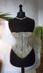 9 antique corset 1889