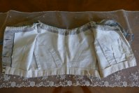 13 antique bodice 1850