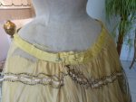 93 antique evening gown Duval Eagan 1889