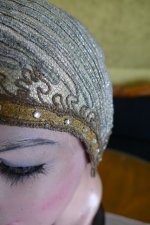 6 antique cloche 1924