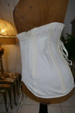 8 antique corset 1915