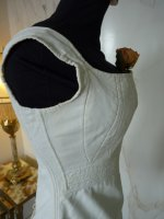 19 antique regency Corset 1820