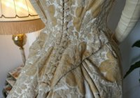 54 antique court dress 188