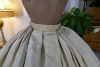 47 antique ball gown 1859