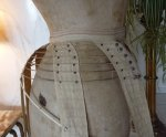 15 antique crinoline