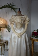 13 antique ball gown 1892