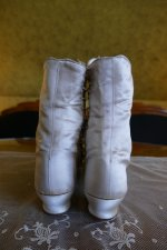16 antique HOBBS Wedding Boots 1860