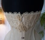 1 antique corset 1904