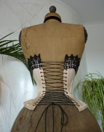 20 antique corset 1890