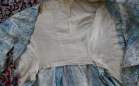 52 antique robe a la francaise 1770