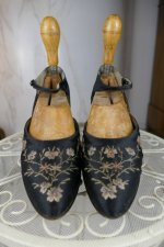 2 antique flapper shoes Berlin 1927