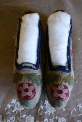 antique moccassins 1820
