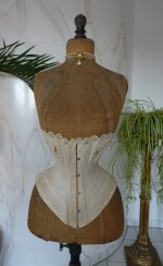 3 antique corset 1888