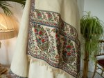 13 antique Paisley shawl 1815