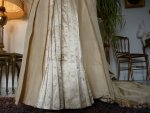 9 antique wedding gown 1877