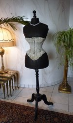 2 antique corset 1889