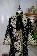 16 antique opera coat worth 1896