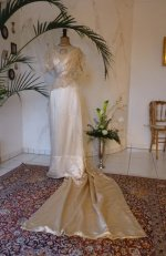 5 antique wedding dress
