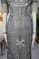3 antique evening gown 1912