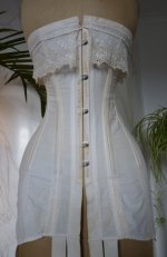 7 antique corset 1910