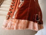 23 antique maternity corset 1885