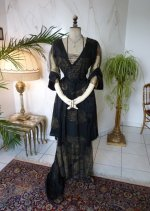 49 antikes Abendkleid 1913