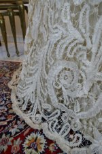 5 antique ALTMANN Battenburg lace dress 1904