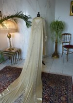 44 antique gown 1920