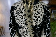5 antique opera coat worth 1896