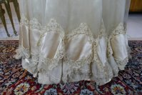 5 antique ball gown 1900