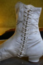 8 antique HOBBS Wedding Boots 1860