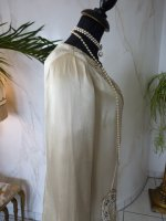 22 antique bridal gown 1920