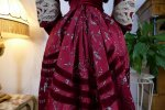 36 antique society dress 1904