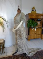 24 antique Maurice Mayer gown 1913