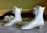 5 antique wedding shoes 1875