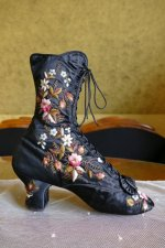 22 antique opera boots 1878